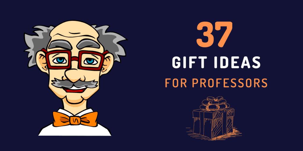gift ideas for professors