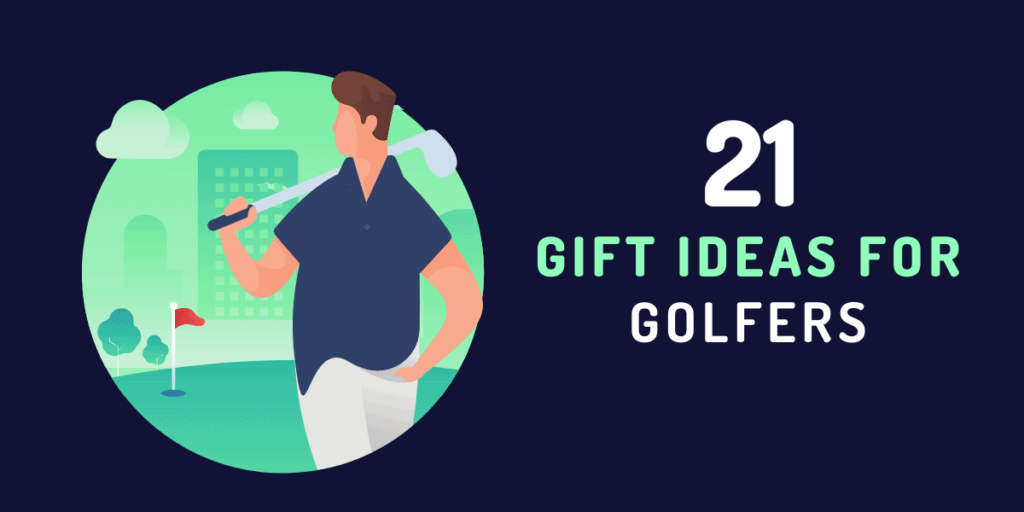 gifts for golfers