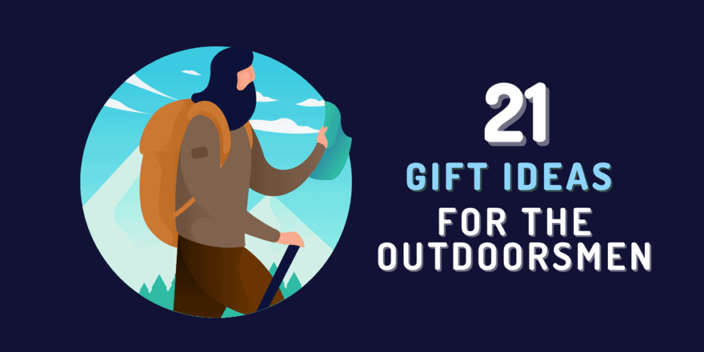 gifts for outdoorsmen under 50
