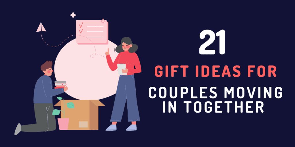 gifts for couples moving in together