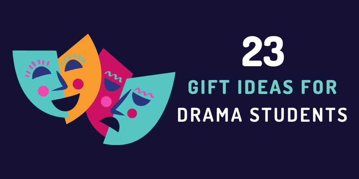 gifts for drama students